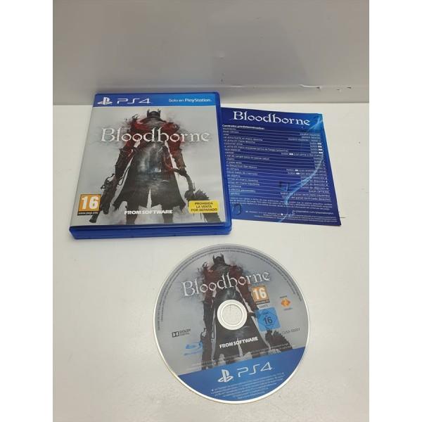 Juego PS4 Bloodborne Completo