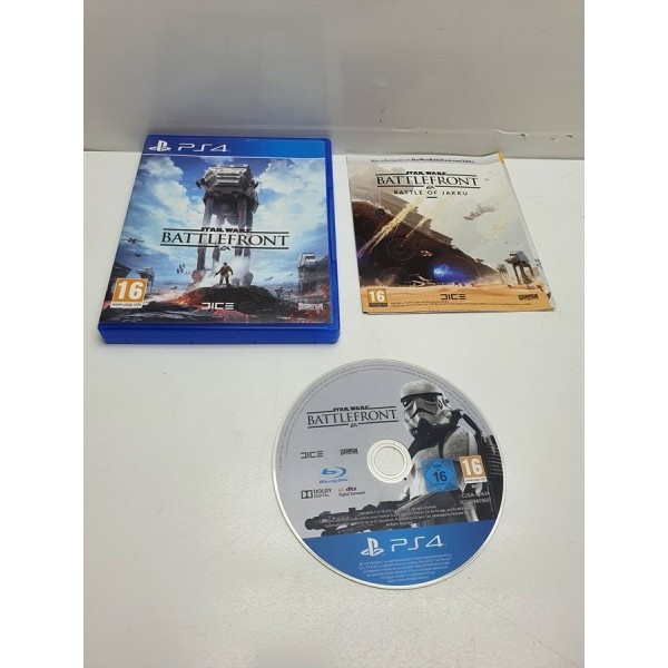 Juego PS4 Star Wars Battlefront Completo