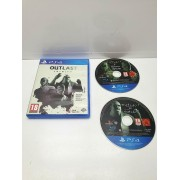 Juego PS4 Outlast Trinity Completo