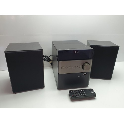 MicroCadena LG CM1560 Bluetooth Seminueva