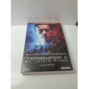 Pelicula DVD Terminator 2 4K Seminueva