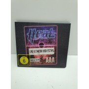 CD Musica Heat Live at Sweden rock festival