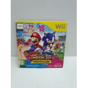 Juego Nintendo Wii Mario & Sonic At London 2012 Olympic Games