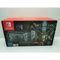 Consola Nintendo Switch Ed. Diablo III Eternal Collection