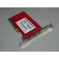Tarjeta PCI Puertos FireWire Conceptronic