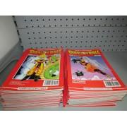 Lote Comics Dragonball Serie Roja Semicompleta 154-211
