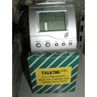 Termometro Musica Despertador Talking Plus Nuevo -1-