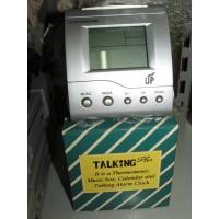 Termometro Musica Despertador Talking Plus Nuevo -1-