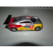 Coche Scalextric Seat Cupra GT Dommo 1