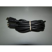 Cable HDMI 3M Long Bordes Dorados