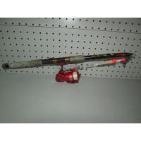 Caña Pescar Pequeña Linea y Carrete Rocket