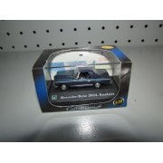 Cochecito 1/72 Cararama Mercedes Benz 280SL Roadster Azul Nuevo