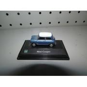 Cochecito 1/72 Cararama Mini Cooper Sin estuche