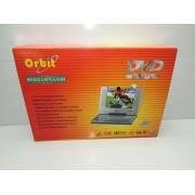 Reproductor DVD Portatil Seminuevo Orbit PTDVD-668B