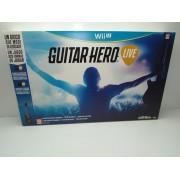 Guitar Hero Live Wii U Seminuevo