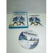 Juego Wii U Epic Mickey 2