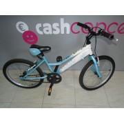 Bicicleta Infantil JL Wenti Azul 20