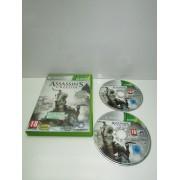 Juego Assassins Creed III en caja