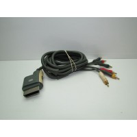 Cable Componentes RGB Microsoft Xbox 360 Original