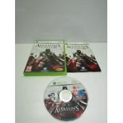 Juego Assassins Creed II comp
