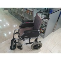Silla de Ruedas Medical Sunrise Con Neumaticos