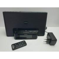 Radio Despertador Iphone Ipod Sony ICF-DS15iPN