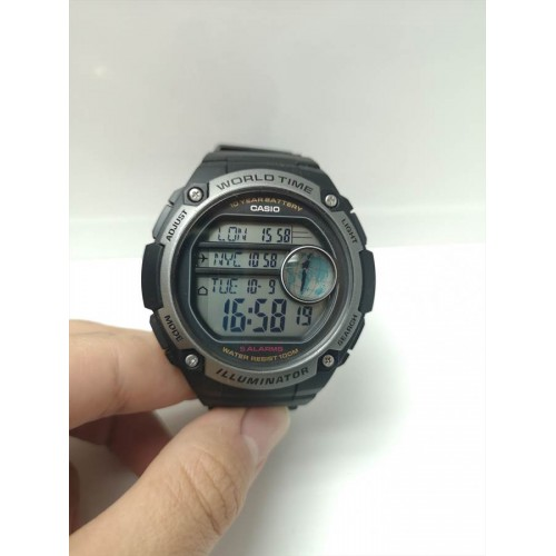 Reloj Casio AE-3000W World Time