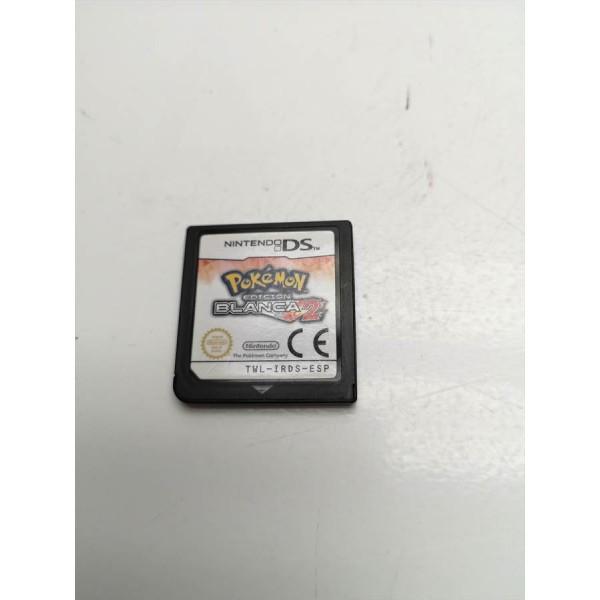 Juego Nintendo DS Suelto Pokemon Edicion Blanca 2