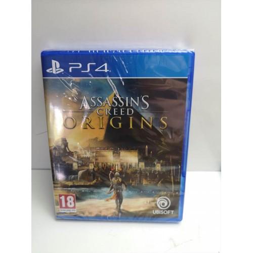 Juego Sony PS4 Assassins Creed Originis Nuevo