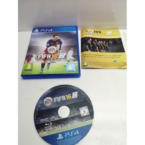 Juego Sony PS4 Fifa 16
