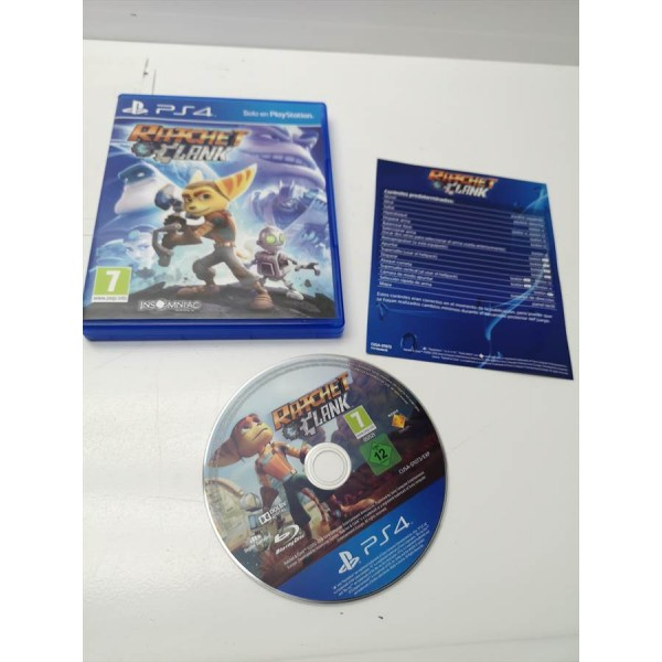 Juego Sony PS4 Ratchet Clank