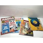Pack Revistas Amiga Magazine y Microhobby