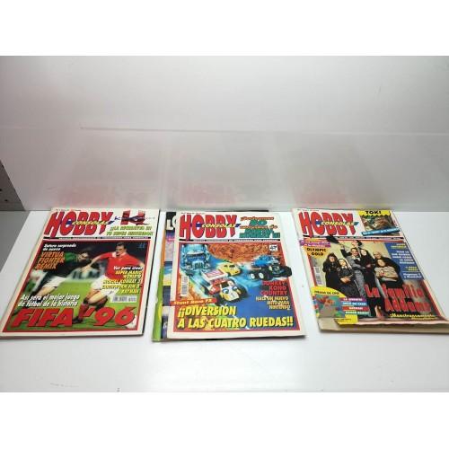 Pack Revistas HobbyConsolas