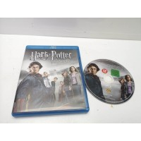 Pelicula BluRay Harry Potter Y el caliz de fuego