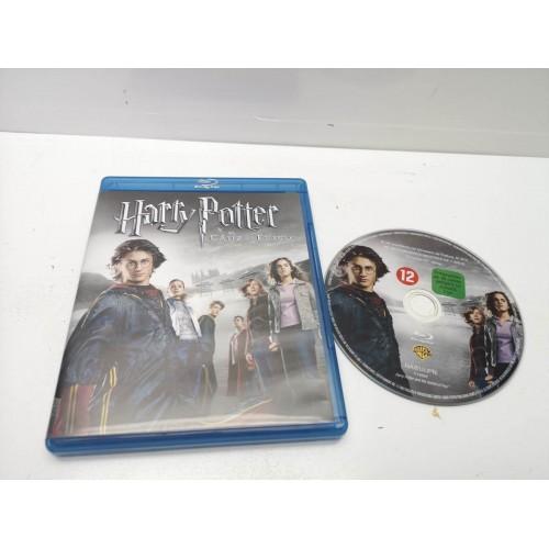 Pelicula BluRay Harry Potter Y el caliz de fuego