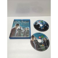 Pelicula BluRay Harry Potter Y el misterio del principe