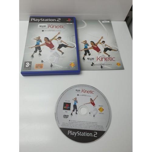 Juego PS2 Completo EyeToy Kinetic