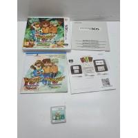 Juego Nintendo 3DS Comp Inazuma Eleven Chrono Stones