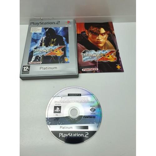 Juego PS2 Comp Teken 4