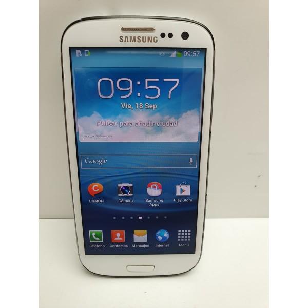 Movil Samsung Galaxy S3 Libre Blanco