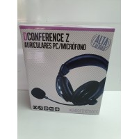 Auriculares con Microfono PC Dconference Z Nuevo
