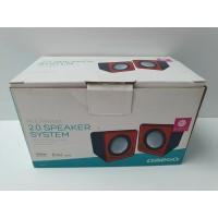 Altavoces Omega 2.0 Speaker System 6w USB Nuevo -2-