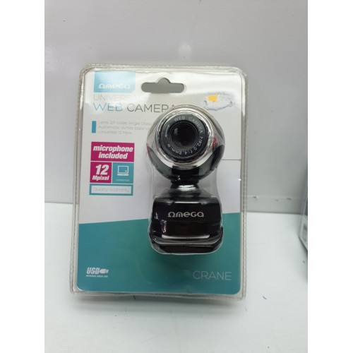 Webcam Omega Crane Nuevo