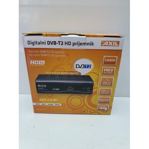 Sintonizador TDT Axil Scart HDMI USB Nuevo -1-