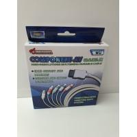 Cable Componentes Nintendo Wii Nuevo