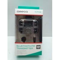Bluetooth FM Transmitter Omega Nuevo -2-