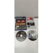 Juego PS2 Killzone + Bonus DVD Comp