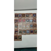 Lote Cartas Yugi Oh con Manual
