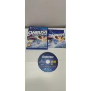 Juego PS4 OnRush
